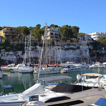 Hafen von Porto Cristo Mallorca