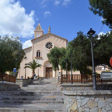 Kirche von Porto Christo, Mallorca