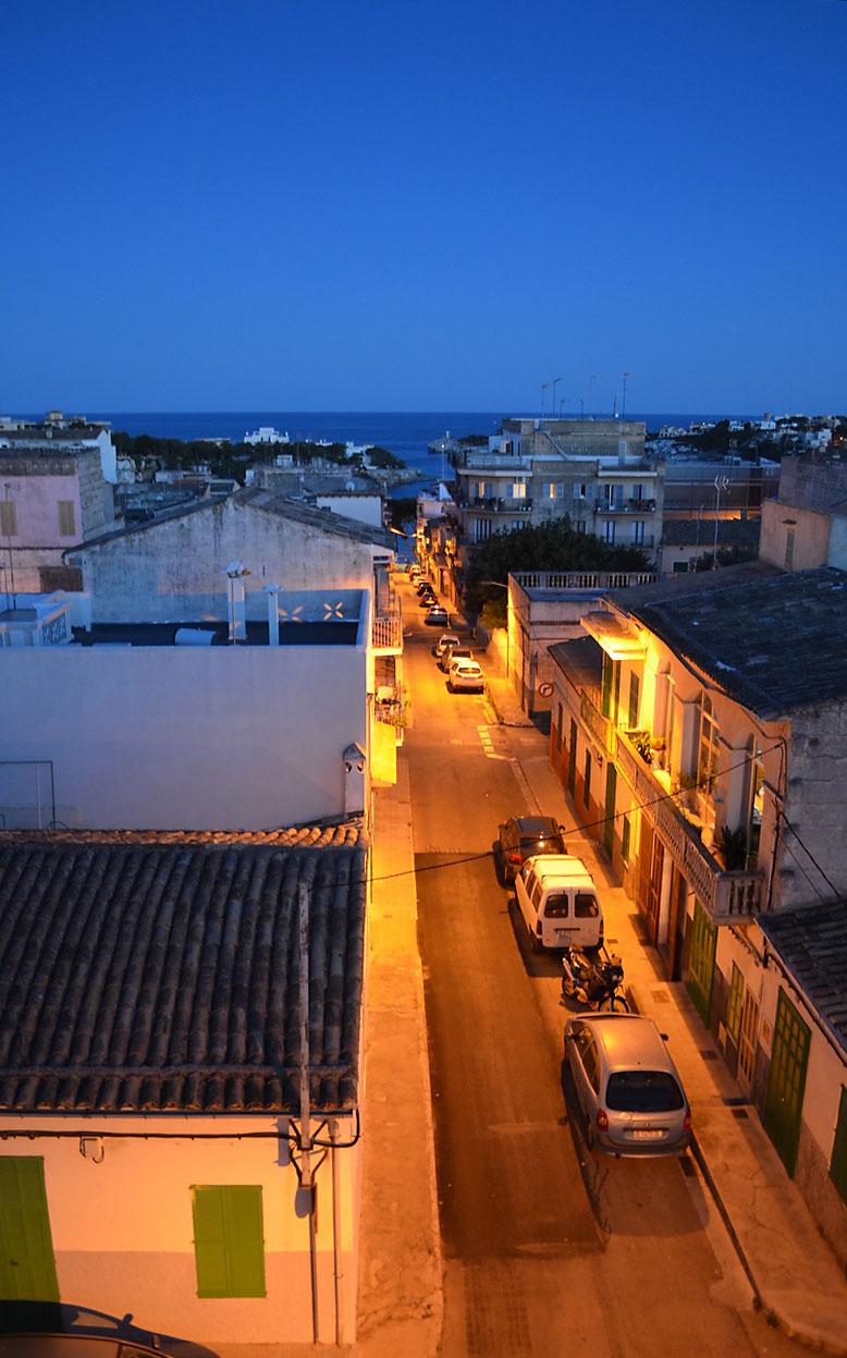 Apartment 'Meerblick Mallorca' - Blick von der Dachterasse