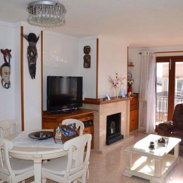Apartment 'Meerblick Mallorca' Wohnzimmer