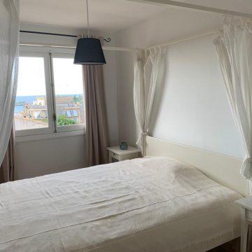 Apartment Meerblick Mallorca Schlafzimmer