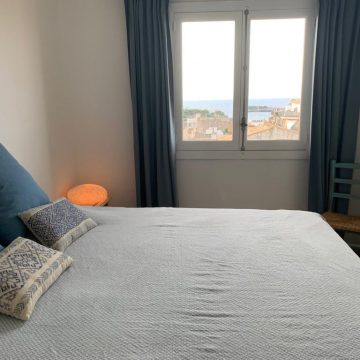 Apartment Meerblick Mallorca Schlafzimmer. 2